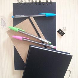 Libretas y agendas