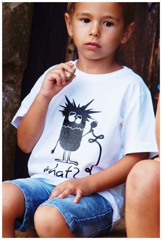 camisetas infantiles 12