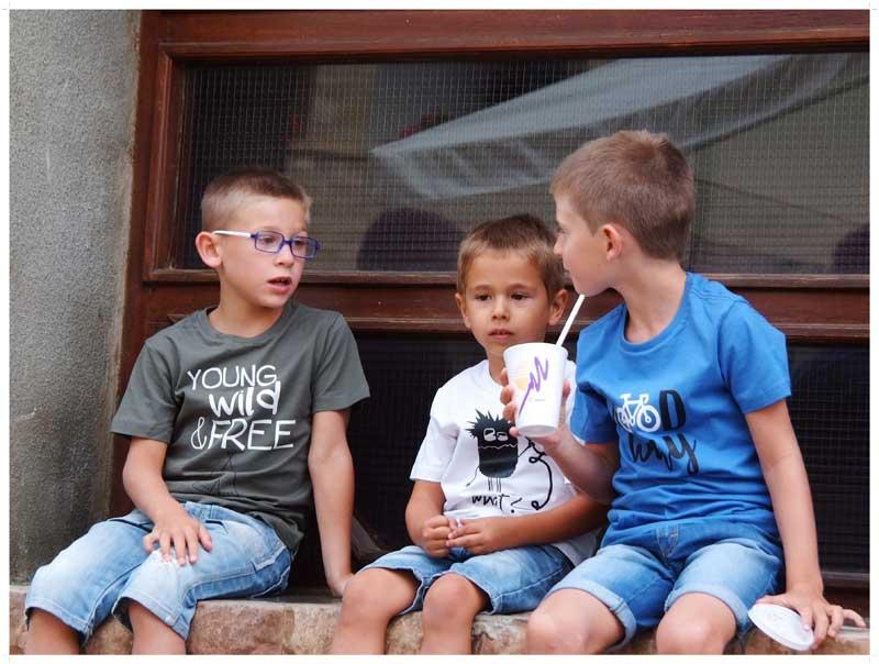 camisetas infantiles 18