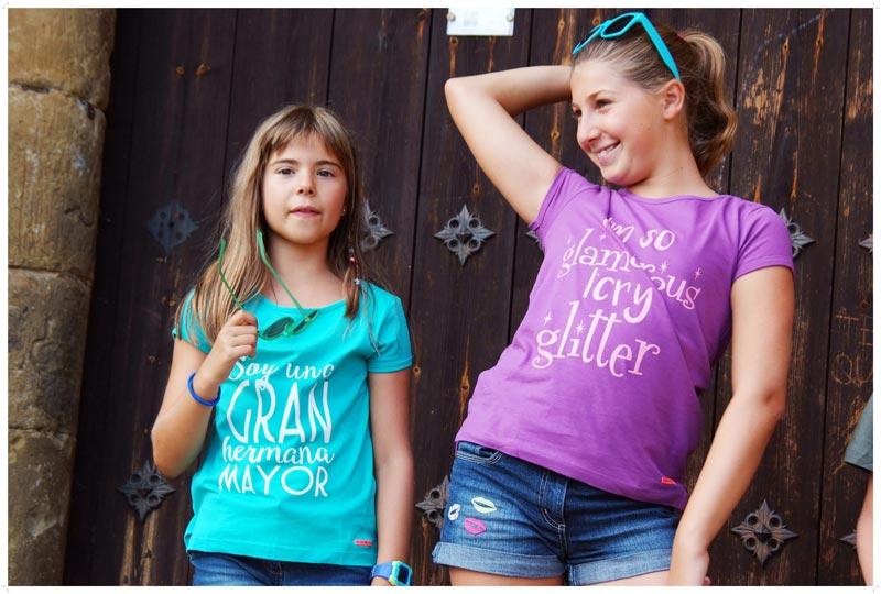 camisetas infantiles 13